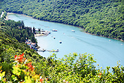 Croatia River landscape