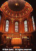 Interior, St. James Episcopal Church, Lancaster, PA