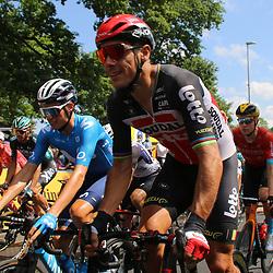 LIBOURNE (FRA) CYCLING: July 16<br /> 19th stage Tour de France Mourenx-Libourne<br /> Phillip Gilbert