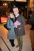 Stephanie Lowe; Phillip Schofield, KOOZA, CIRQUE DU SOLEIL  Royal Albert Hall Kensington Gore London. 8 January 2012.