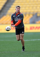 Rugby Union - 2017 British & Irish Lions Tour of New Zealand - Captain's Run pre 2nd Test <br /> <br /> Damian McKenzie at Westpac Stadium, Wellington.<br /> <br /> COLORSPORT/LYNNE CAMERON