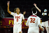 NCAA Women's Basketball-Arizona State at Southern California-Jan 31, 2021