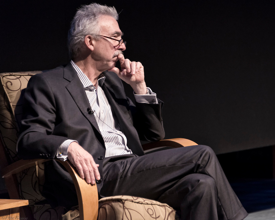 So what are the humanities, chapped liver? Lance Knobel in conversation with U.C. Berkeley Chancellor Nicholas Dirks.