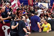 Team Umana Reyer Venezia, Tifosi<br /> Umana Reyer Venezia - Banco di Sardegna Dinamo Sassari<br /> LBA Serie A Postemobile 2018-2019 Playoff Finale Gara 1<br /> Mestre, 10/06/2019<br /> Foto L.Canu - Ciamillo-Castoria