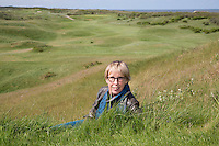 DOMBURG - Golf - Baancommissaris Inge Boomsma  (57, Domburgsche GC, hcp 16.4) .COPYRIGHT KOEN SUYK