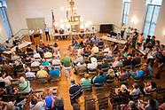 2018/08/23 Rockwool-Town Council in Shepherdstown
