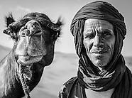 Merzouga Camel Man