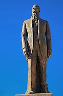 Statue in Bayamo, Granma, Cuba.