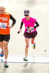 ING New York CIty Marathon: Joan Benoit Samuelson, 56,  finishes race 2:57:13