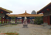 Kaifeng Imperial Courtyard