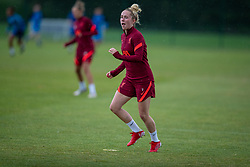 WALLASEY, ENGLAND - Wednesday, July 28, 2021: Liverpool's Missy Bo Kearns during a training session at The Campus as the team prepare for the start of the new 2021/22 season. (Pic by David Rawcliffe/Propaganda)