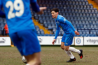 James Jennings. Stockport County FC 0-0 Aldershot Town FC. Vanarama National League. Edgeley Park. 13.2.21