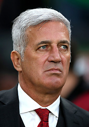 File photo dated 05-09-2019 of Switzerland's manager Vladimir Petkovic. Issue date: Tuesday June 1, 2021. This will be a fifth European Championship appearance for Switzerland - but they have only managed to progress beyond the group stage on one occasion. They could follow up their 2016 performance if their established names can deliver when needed.