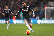 Cesc Fabregas of Chelsea in action. Barclays Premier League match, Crystal Palace v Chelsea at Selhurst Park in London on Sunday 3rd Jan 2016. pic by John Patrick Fletcher, Andrew Orchard sports photography.