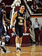 NCAA Basketball: BYU at Virginia Tech