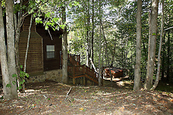 08 October 2016:   The Cherokee Cabin near Townsend Tennessee.