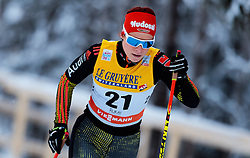 27.11.2016, Nordic Arena, Ruka, FIN, FIS Weltcup Langlauf, Nordic Opening, Kuusamo, Damen, im Bild Katharina Hennig (GER) // Katharina Hennig of Germany during the Ladies FIS Cross Country World Cup of the Nordic Opening at the Nordic Arena in Ruka, Finland on 2016/11/27. EXPA Pictures © 2016, PhotoCredit: EXPA/ JFK