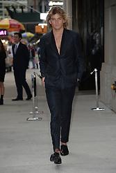 September 9, 2017 - New York, NY, USA - September 8, 2017 New York City..Jordan Barrett attending the Daily Front Row's Fashion Media Awards at Four Seasons Hotel New York Downtown on September 8, 2017 in New York City. (Credit Image: © Kristin Callahan/Ace Pictures via ZUMA Press)