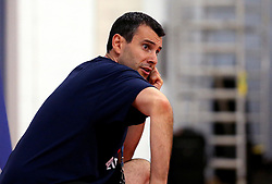 Bristol Flyers Manager Andreas Kapoulas - Mandatory by-line: Robbie Stephenson/JMP - 05/09/2016 - BASKETBALL - SGS Wise Arena - Bristol, England - Bristol Flyers - British Basketball League - Bristol Flyers New Signings -