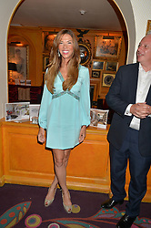 HEATHER KERZNER at the Bedales Art & Design Party hosted by David Linley at Annabel's, 44 Berkeley Square, London on 30th June 2015.