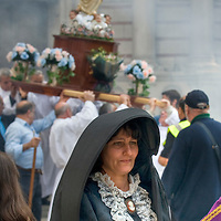 London Sept 13 The Maltese community in London celebrate Malta Day UK   After a  Solemn Mass in Westminster Cathedral.celebrated by Right Rev Mons Mario Greck Bishop of Gozzo the statue of Our Lady of Victories (Il Bambina) is carried in procession for the city streets.