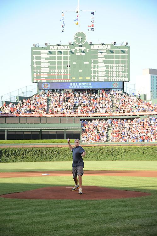 130713_Cubs pregame<br /> <br /> July 13, 2013 Cubs v Cardinals