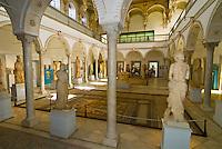 Bardo Museum interior, Tunis, Tunisia