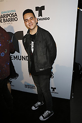 LOS ANGELES, CA - JUNE 26: Johnny Lopez arrives for the Screening Of Telemundo's 'Jenni Rivera: Mariposa De Barrio' at The GRAMMY Museum on June 26, 2017 in Los Angeles, California. Byline, credit, TV usage, web usage or linkback must read SILVEXPHOTO.COM. Failure to byline correctly will incur double the agreed fee. Tel: +1 714 504 6870.