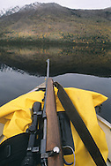 Hunting in the Yukon