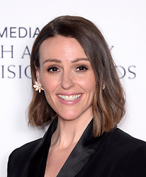 Suranne Jones in the press room during the Virgin Media BAFTA TV awards, held at the Royal Festival Hall in London. Photo credit should read: Doug Peters/EMPICS