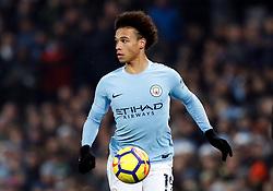 Manchester City's Leroy Sane
