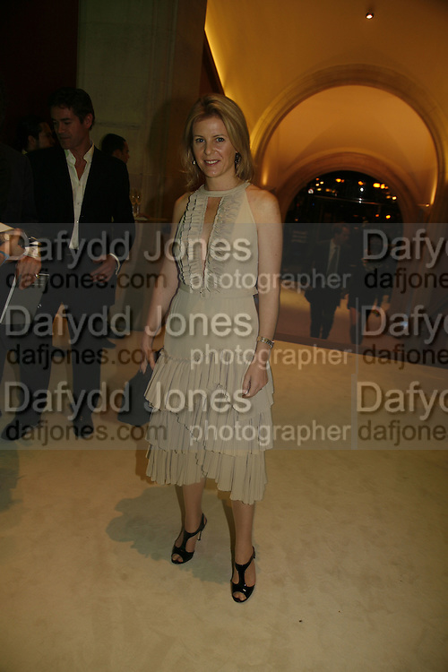Serena Linley, Burberry celebrates the opening of the Hockney exhibition and their 150th anniversary with a party at the National Portrait Gallery. 11 October 2006. -DO NOT ARCHIVE-© Copyright Photograph by Dafydd Jones 66 Stockwell Park Rd. London SW9 0DA Tel 020 7733 0108 www.dafjones.com