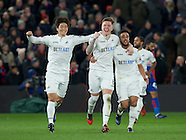 Crystal Palace v Swansea City 030117
