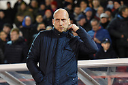 Reading manager Jaap Stam during the EFL Sky Bet Championship match between Nottingham Forest and Reading at the City Ground, Nottingham, England on 20 February 2018. Picture by Jon Hobley.