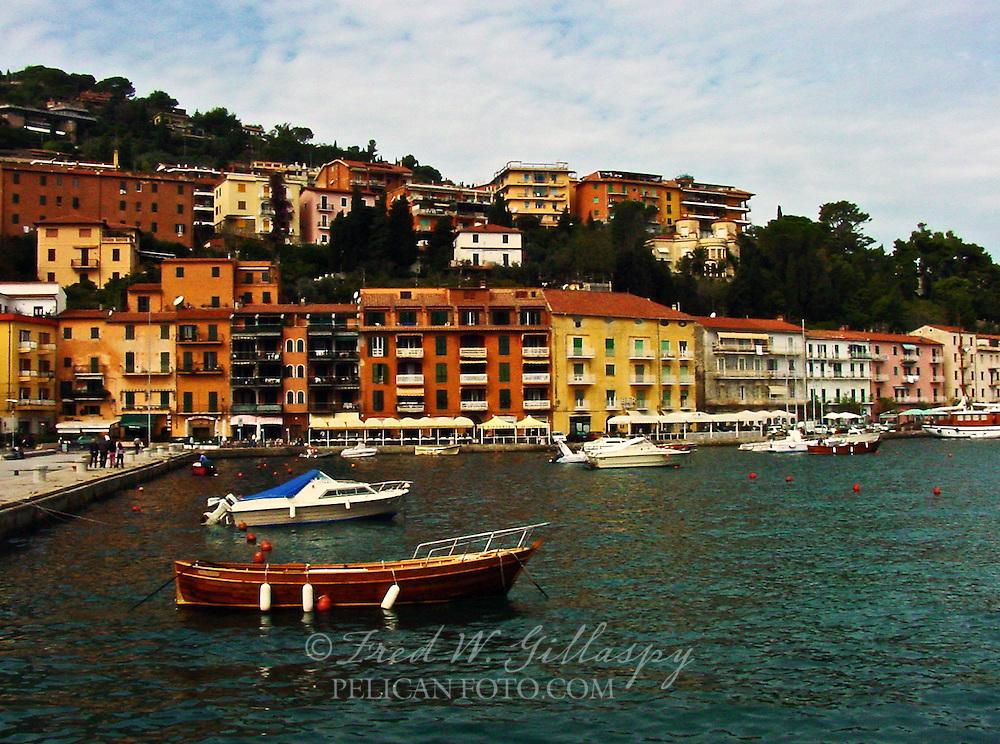 Porto Santo Stefano, Grosetto, Tuscany