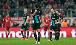04.11.2015, Allianz Arena, Muenchen, GER, UEFA CL, FC Bayern Muenchen vs FC Arsenal, Gruppe F, im Bild Olivier Giroud (FC Arsenal) // during the UEFA Champions League group F match between FC Bayern Munich and FC Arsenal at the Allianz Arena in Munich, Germany on 2015/11/04. EXPA Pictures © 2015, PhotoCredit: EXPA/ JFK