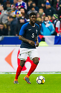 Samuel Umtiti (fra) during the International Friendly Game football match between France and Colombia on march 23, 2018 at Stade de France in Saint-Denis, France - Photo Pierre Charlier / ProSportsImages / DPPI
