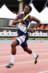 Samsung Diamond League adidas Grand Prix track & field; 4x400 meter relay youth boys, East New York Impalas,