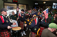 Newburgh Firefighters Pipes & Drums at Loughran's Irish Pub