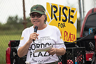 Rally for Healthy  Neighborhoods: A Vision For the Future, held by residents of Gordon Plaza and their supporters. They demand a fully funded relocation from their homes built on top of the Agriculture Street Landfill Site, on land the city sold them.