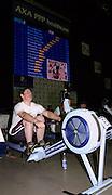 2004_British_Indoor_Rowing_Championships.NIA. Birmingham.England. 21.11.2004.[Mandatory Credit Peter Spurrier/ Intersport Images]