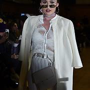 Serena Heidi Masson is a Artess,model,dancer attends The British luxury Womenswear designer, Chanel Joan Elkayam, showcases her Autumn - Winter 2020 show ahead of London Fashion Week on 13 February 2020 at Cecil Sharp House, London, UK.