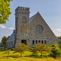 New England landmark photography scenery of the iconic Old Stone Church in West Boylston at the banks of the Wachusett Reservoir, Massachusetts.<br /> <br /> Beautiful Old Stone Church photography images are available as museum quality photography prints, canvas prints, acrylic prints, wood prints or metal prints. Fine art prints may be framed and matted to the individual liking and interior design decorating needs.<br /> <br /> Good light and happy photo making!<br /> <br /> My best,<br /> <br /> Juergen