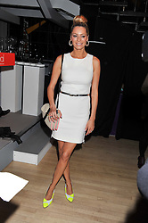 TESS DALY at the 2012 Rodial Beautiful Awards held at The Sanderson Hotel, Berners Street, London on 6th March 2012.