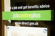 Job Centre plus office, Woodbridge, Suffolk, England