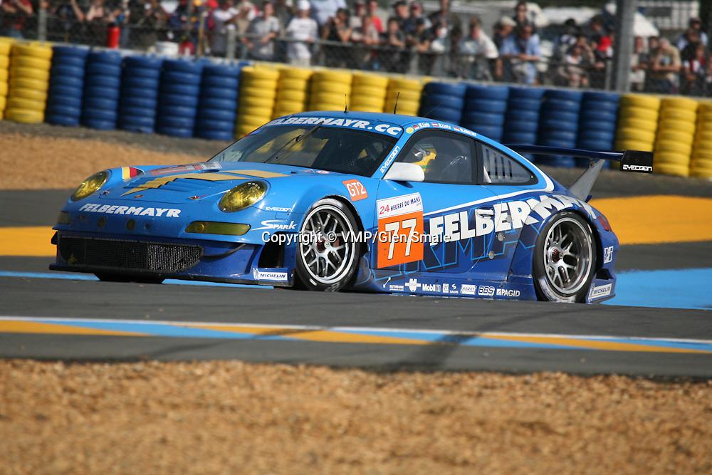 #77 Porsche 997 GT3 RSR - Team Felbermayr Proton, Winner LMGT2 Le Mans 24H 2010