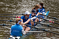 A rowing team is seen in a coxed four on The Yarra during the COVID-19 in Melbourne. With over a week of zero cases in Victoria, Premier Daniel Andrews is expected to make major announcements on Sunday about further easing of restrictions. (Photo by Dave Hewison/Speed Media)