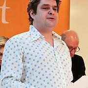 NLD/Amsterdam/20120310 - Feest der Letteren 2012 , Frank Lammers
