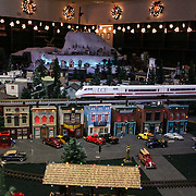 The Cape Fear Model Railroad Society presented the Holiday Train Expo 2014 in Wilmington, N.C. The event will be held each weekend until December 28. (Jason A. Frizzelle)