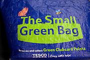 Tesco The Small Green Bag